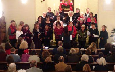 Konzert der Albert-Singers